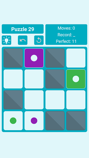match the tiles - sliding puzzle game screenshot 1