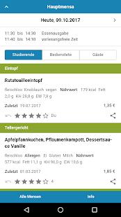 Mensa Hannover - náhled