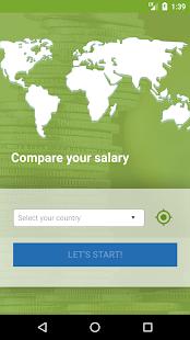 Paylab Salary Checker - náhled
