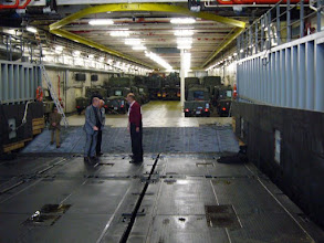 Photo: Main vehicle garage