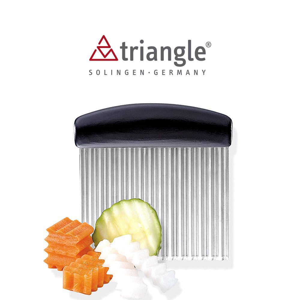 Triangle 波浪紋切片器