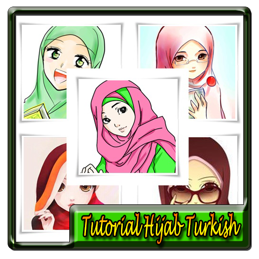 Tutorial Hijab Turkish Modern