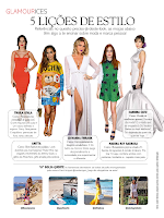 Screenshot of Revista Glamour Brasil