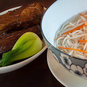 Soup Noodles with Wuxi Spareribs