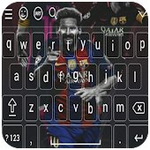Lionel Messi Keyboard