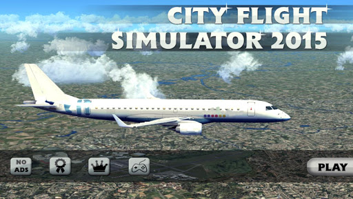 Download City Flight Simulator 2015 QMobile Noir A35