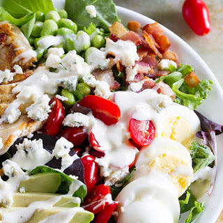 Protein Packed Cobb Salad