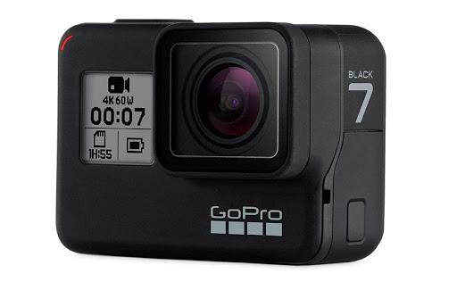 Máy Quay GoPro HERO 7 Black (CHDHX-701-RW)-2