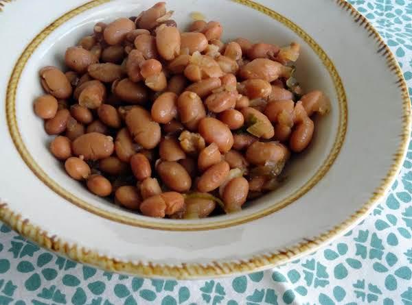 Soooo Southern Magic Beans Recipe