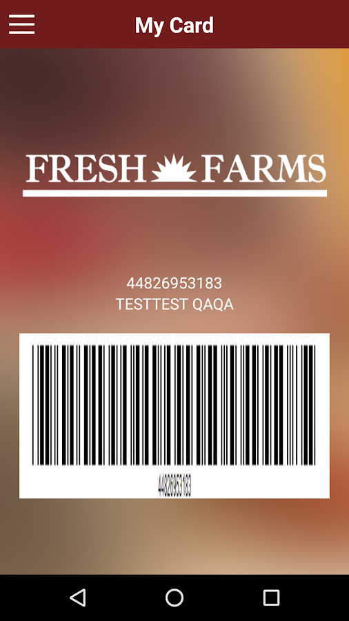 Fresh Farms- screenshot