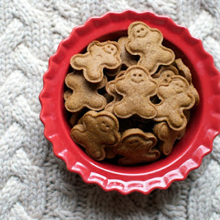 Whole-Wheat Gingerbread Grahams
