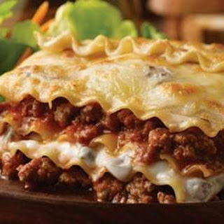 Miracle Lasagna.