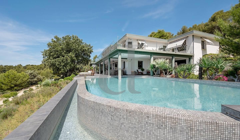 Villa avec piscine Le Barroux