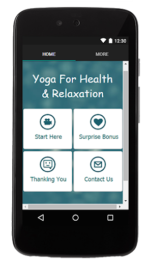 Yoga For Health Relaxation