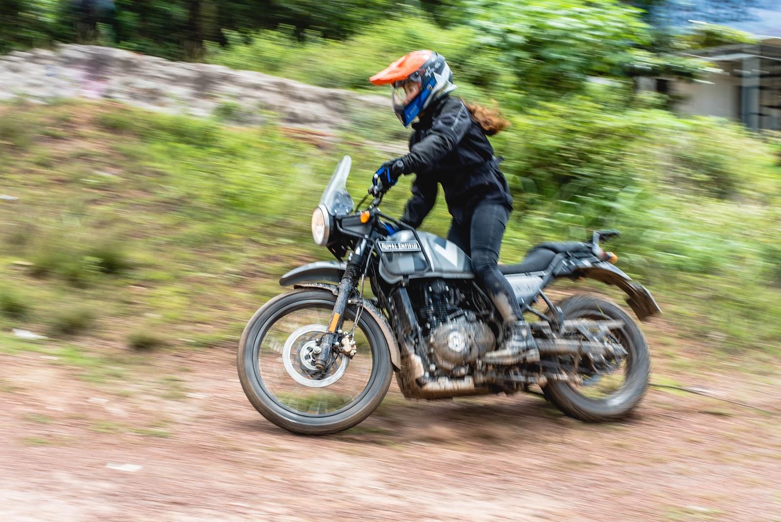 Female Adventure Riders