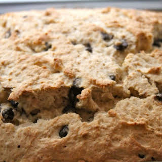 Chocolate Chip Oatmeal Cookie Beer Bread.