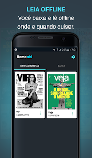 Bancah | Revistas digitais- screenshot thumbnail