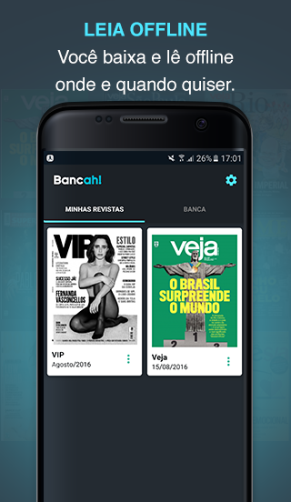Bancah | Revistas digitais- screenshot