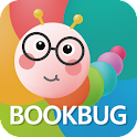 BOOKBUG - Reading King icon