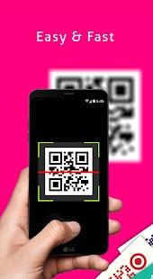 Barcode Scanner Pro (QR Code & Barcode Reader) - náhled