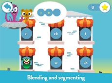 Teach Your Monster to Read: Phonics & Reading Gameのおすすめ画像3