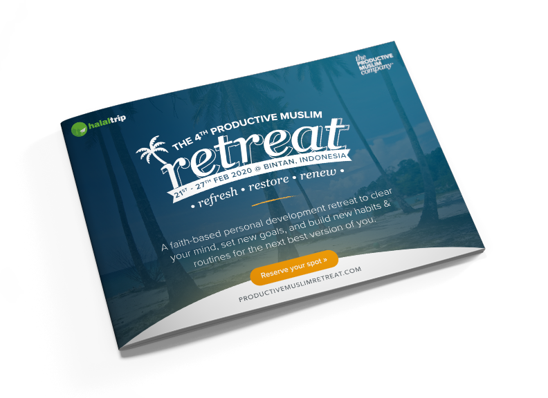 Retreat Brochure Cover Image