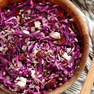 Cabbage Salad Dried Cranberries Recipes.