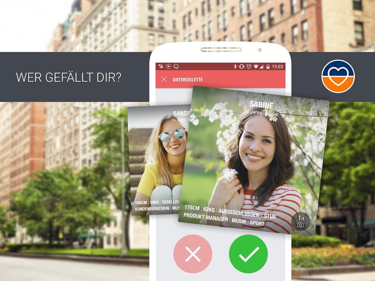 android flirt app Herzogenrath
