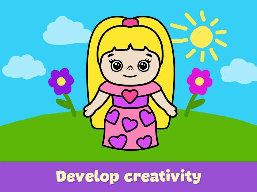 Coloring book for kids screenshot 10