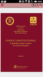 CODEX CONSTITUȚIONAL- screenshot thumbnail
