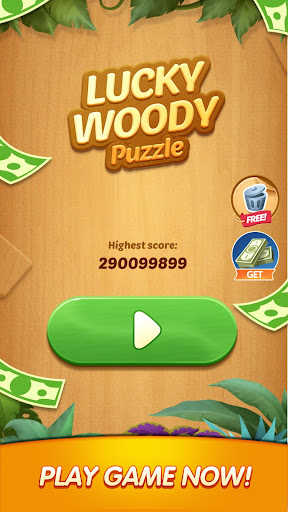 Lucky Woody Puzzle - Big Win with Wood Block Games modavailable screenshots 1