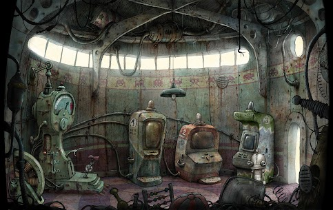 Machinarium Demo App Download For Android and iPhone 5