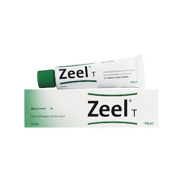 Zeel T Crema Caja X50G. Heel