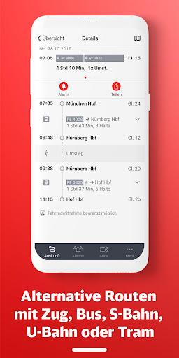 DB Streckenagent screenshot 5