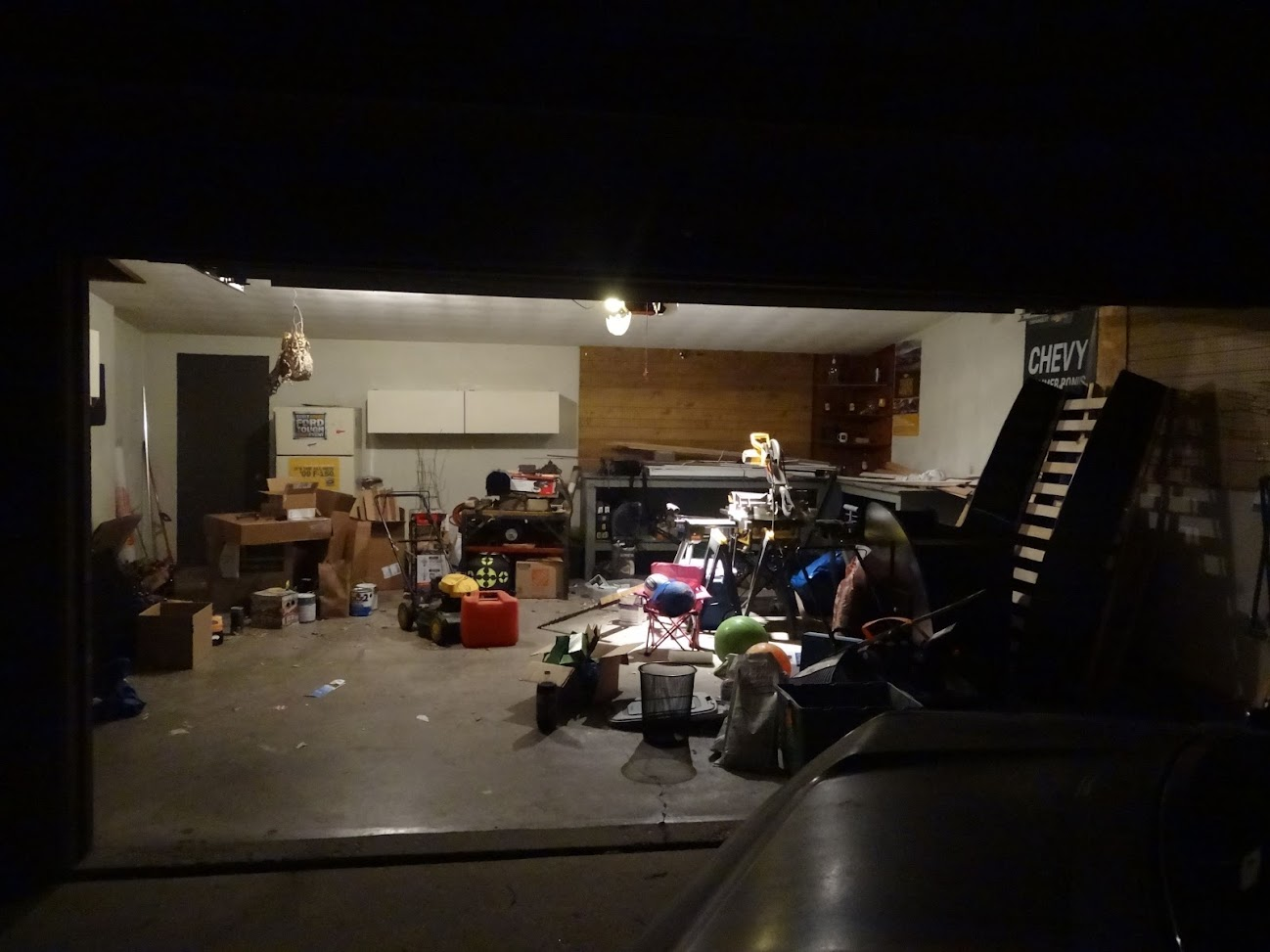 My Humble Garage Turning A Mouse Nest Into Something Useful Builds And Project Cars Forum