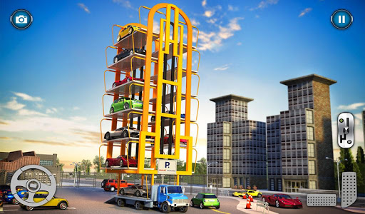 Multi Car Parking Mania: Smart Crane Driving Games 1.1 screenshots 12