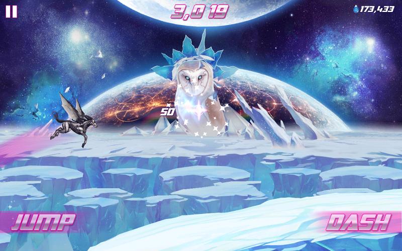 Robot Unicorn Attack 2 Screenshot 2