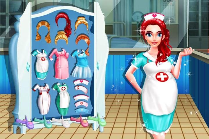 android Infirmière maman SPA - Salon Screenshot 8