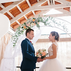 Wedding photographer Arina Markova (id7915216). Photo of 02.01.2018