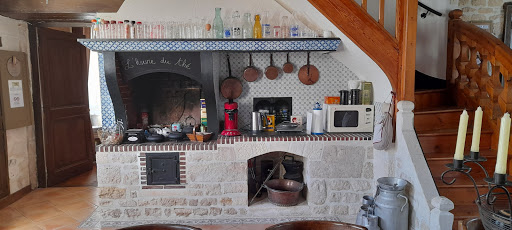 Tea time and kitchen corner