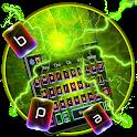 Gradient Lightning Keyboard Theme icon