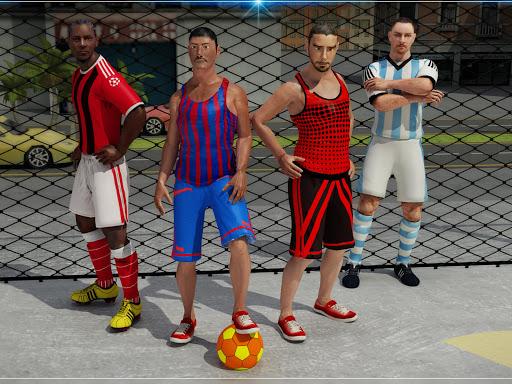 Play Street Soccer 2017 Game 2.0.0 screenshots 8