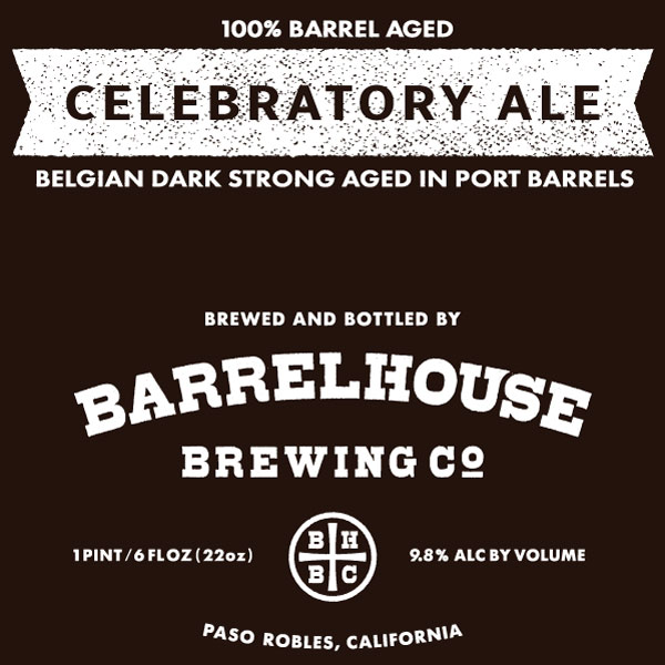 Logo of BarrelHouse Celebratory Ale No. 2 | Belgian Dark Strong