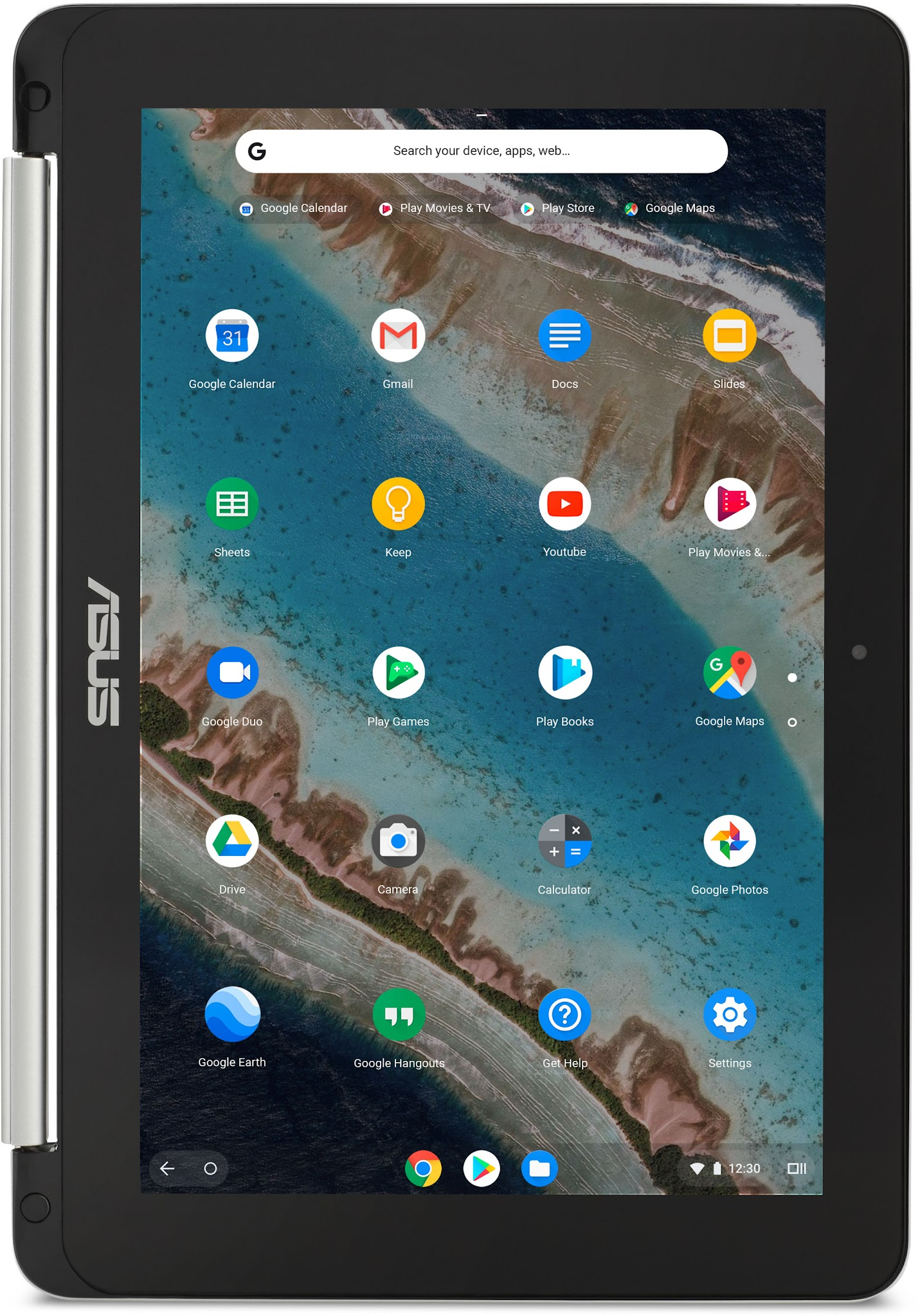 ASUS Chromebook Flip C101 PA - photo 7