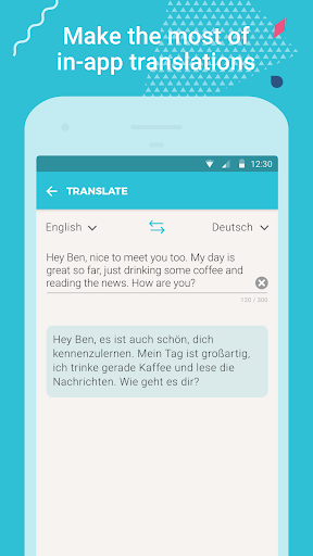 Tandem Language Exchange: Speak & learn languages 2.0.2 screenshots 4
