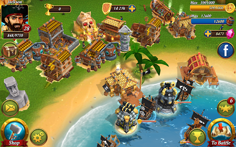 Pirate Battles: Corsairs Bay v0.9.29