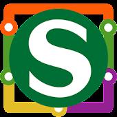 Essen S Bahn Map
