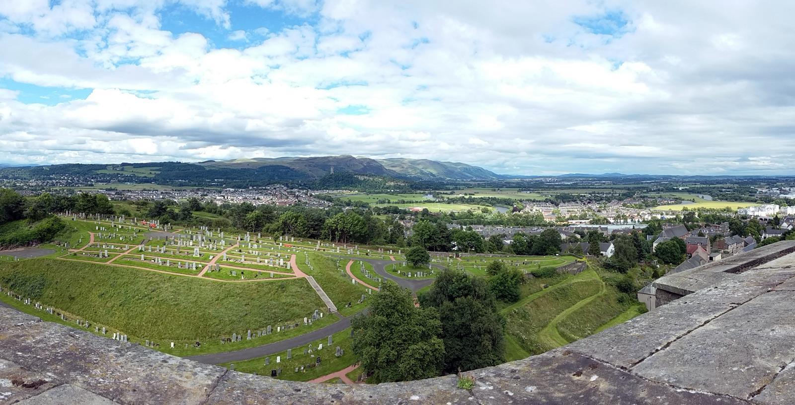 Cosa vedere a Stirling Castle