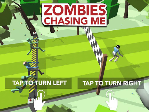 Zombies Chasing Me screenshot 6