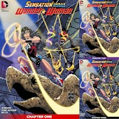 Sensation Comics Featuring Wonder Woman (2014)